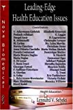 img - for Leading-Edge Health Education Issues book / textbook / text book