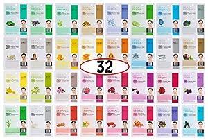 Dermal Korea 32pcs no duplicated set