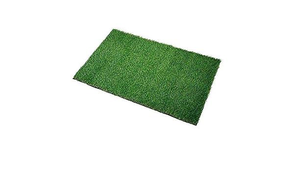Buzz 6ft X 3ft Artificial Grass Mat Creating Wonderful Window Displays