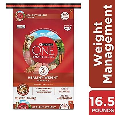 Purina One Smartblend Healthy Weight Dog 16.5#
