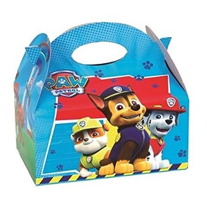 15 Bolsas de Comida para Fiesta, diseño de Patrol para niños ...