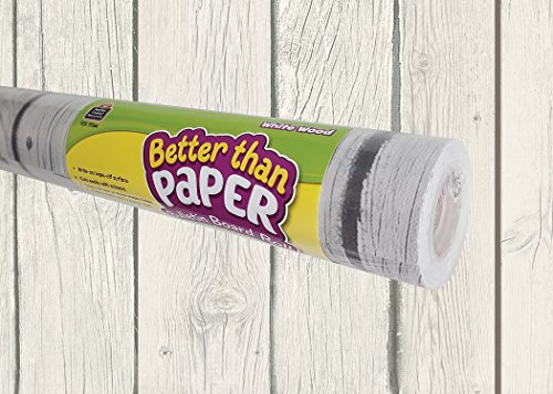 White Wood Better Than Paper Bulletin Board Roll -
