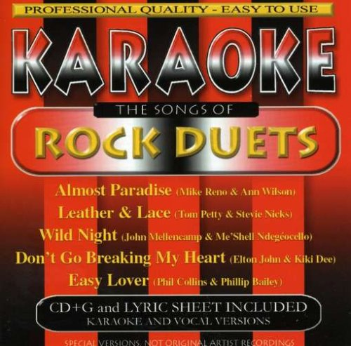 Music Duets Karaoke (Karaoke: Rock Duets)