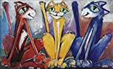 Primary Cats, Marsha Heatwole, 0964271222