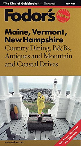 Maine, Vermont, New Hampshire: Country Dining, B&Bs, Antiques, and Mountain and Coastal Drives - Shopping Outlet Hampshire