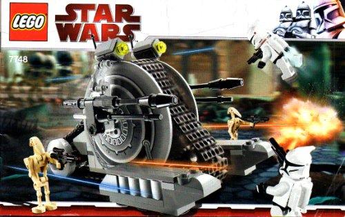 Lego Star Wars Set 7748 Corporate Alliance Tank Droid Price Compare