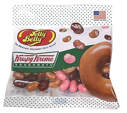 7b629f2065f9 Jelly Belly Krispy Kreme 79g Bag  Amazon.co.uk  Grocery