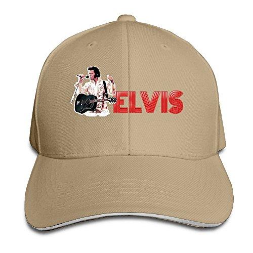Hotgirl4 Adult King Elvis Presley Reversed Baseball Cap -