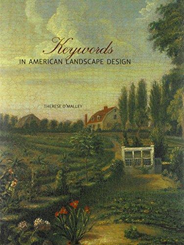 Keywords in American Landscape Design