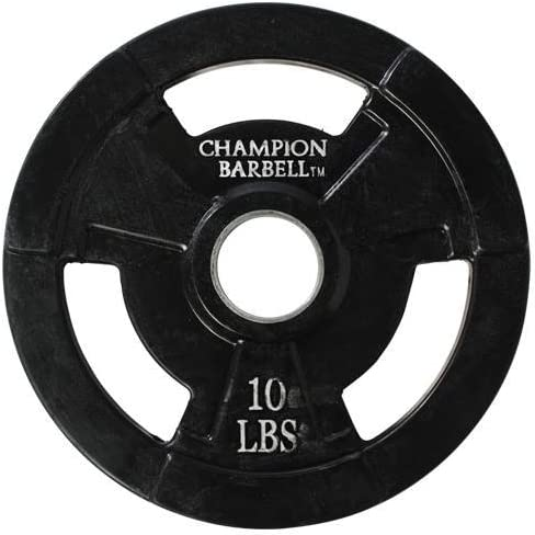 Champion Rubber Coated Grip Plate