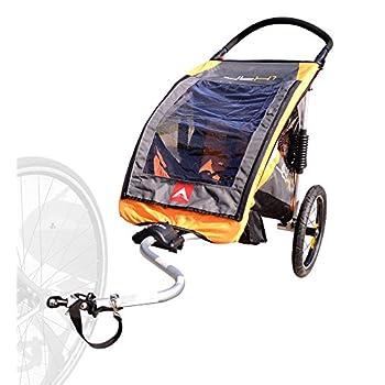Image of Allen Sports JTX-1 Trailer/Swivel Wheel Jogger
