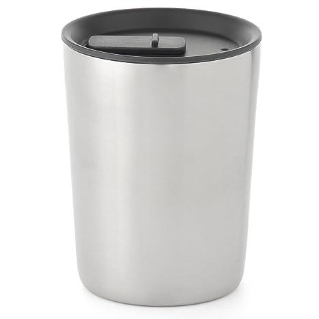 Amazon.com: Muji vaso de acero inoxidable 10.1 fl oz ...