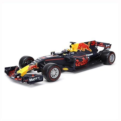 KaKaDz Wei Modelo de simulación de Coche 1:18 Fórmula F1 ...