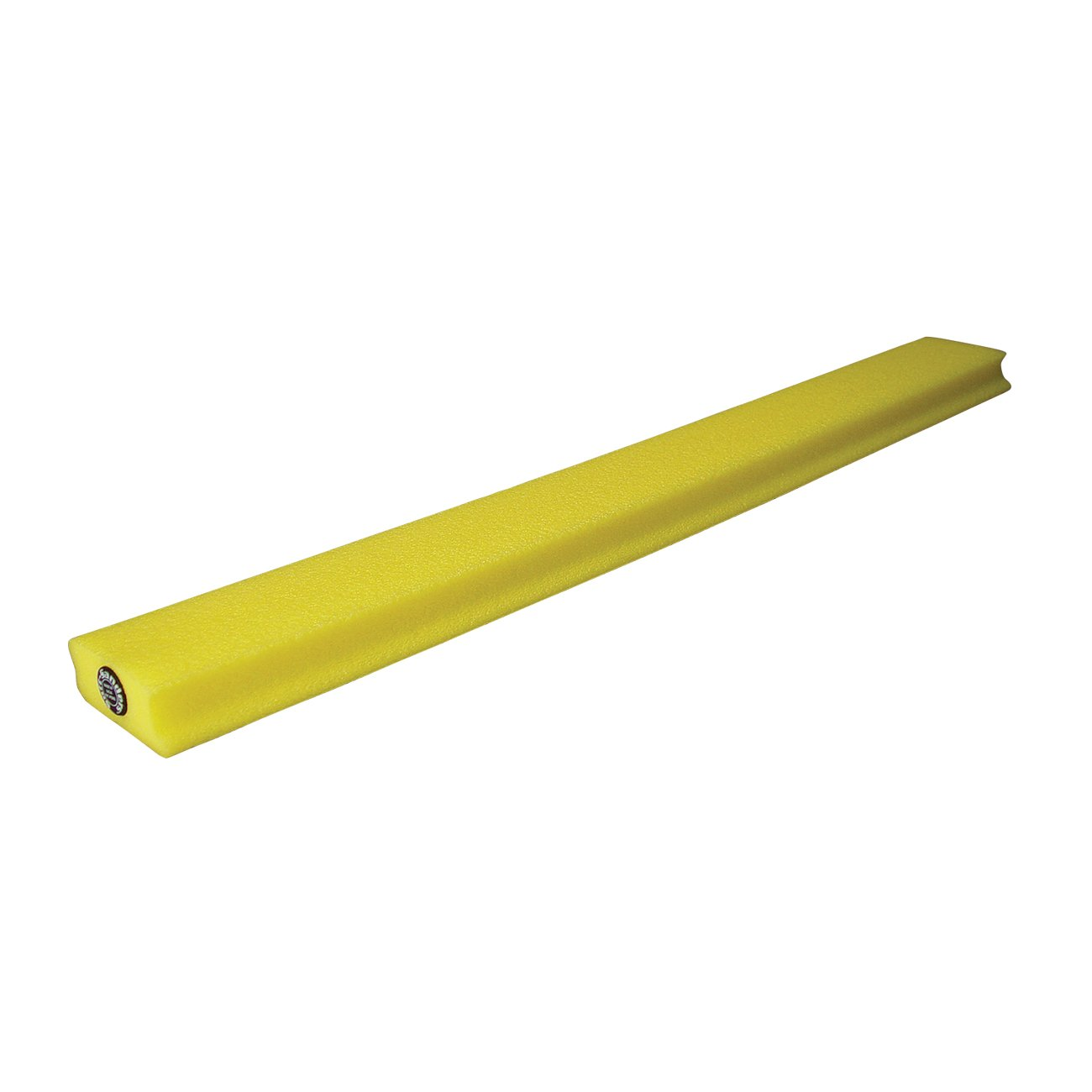 Style-Line 24''L Yellow Quick-Curves Soft-Sander 224, Made in USA