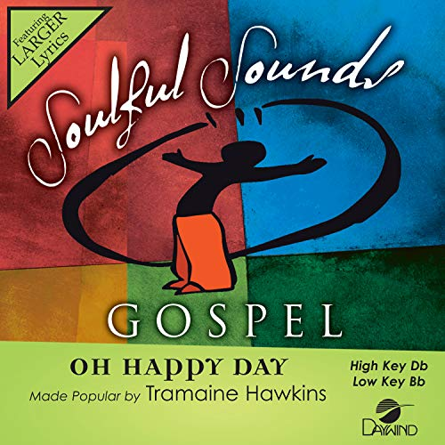 Oh Happy Day [Accompaniment/Performance Track]