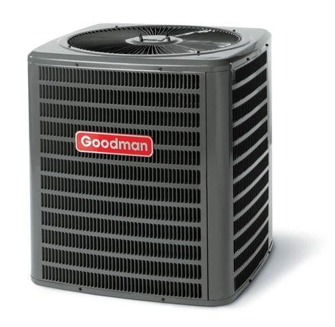 Goodman 4 Ton 16 SEER Air Conditioner (GSX160481) (5 Ton 16 Seer Heat Pump compare prices)