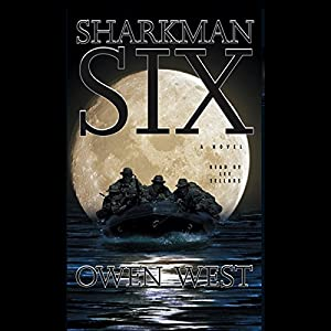 Sharkman Six Audiobook