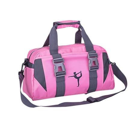 eb8051d9ad Sac de Yoga Sac de Sport Gym fitness Bag grande capacité portable à la main/