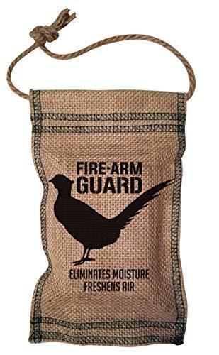 Firearm Guard Dehumidifier Pouch- Pheasant Design (Best Pheasant Gun 2019)