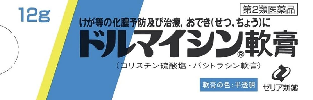 代わりにを立てる封筒自殺【第2類医薬品】クロマイ-N軟膏 12g
