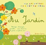 Au jardin par Géraldine Cosneau