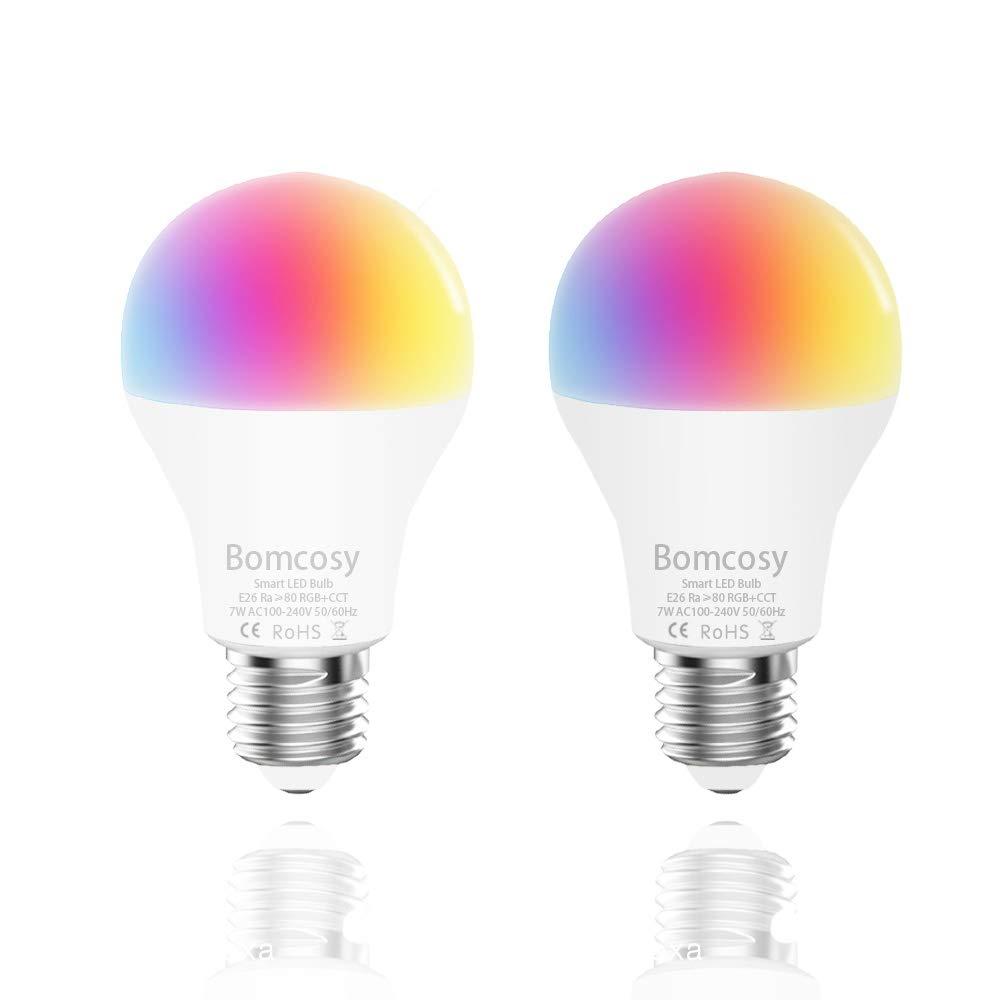 Lampadina Wi-Fi Smart Dimmerabile LED E27