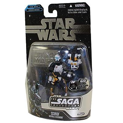 Star Wars - The Saga Collection - Basic Figure - Republic Commando Scorch