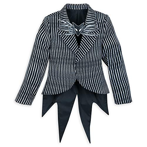 Disney Jack Skellington Costume Jacket for Kids - The Nightmare Before Christmas Size 5/6 Multi