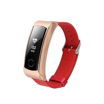 Jaminy - Bracelet de rechange pour montre Huawei Honor Band 3 - Sport S Red