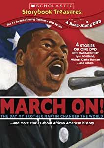March on! Day My Brother Marti