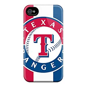 High-end Cases Covers Protector For Iphone 6(pride Of My Texas Rangers)