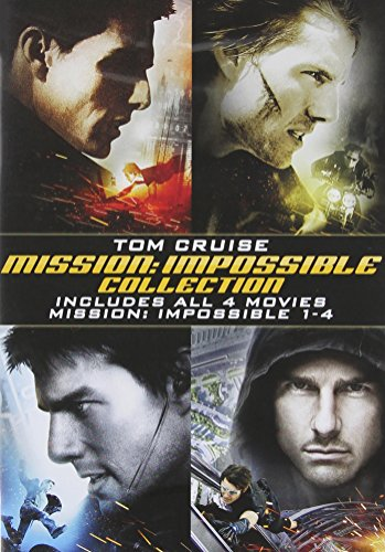 Mission: Impossible Collection (Mission Impossible Movie Set)