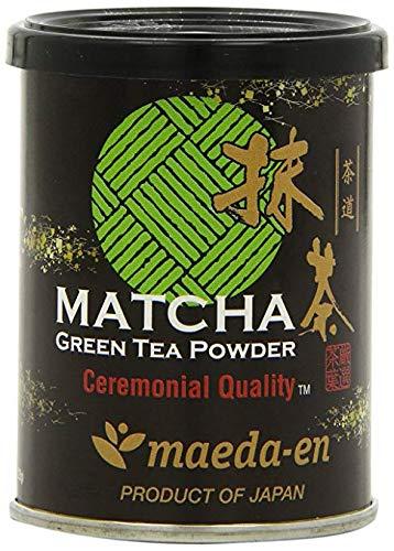 1-Ounce Maeda En Matcha Ceremonial Quality Green Tea Powder