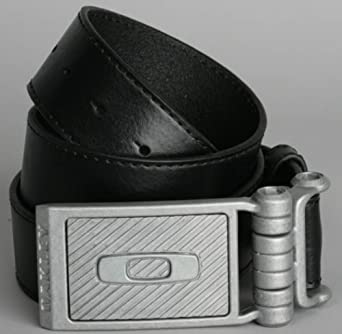 OAKLEY-Ceinture Oakley Crest Buckle Belt  Amazon.fr  Vêtements et ... 5587530c9a2