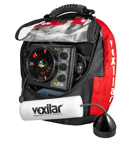 Vexilar FLX-28 Ice ProPack II Locator with Pro View Ice Duce