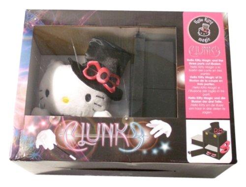 Hello Kitty Magic - MS1 - Décoration de Fêtes - Tour de Magie - Coupée en 3