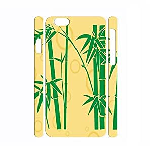 Creative Dustproof Handmade Chinese Painting Bamboo and Animal Pattern Phone Shell for ipod touch4 Case - Inch