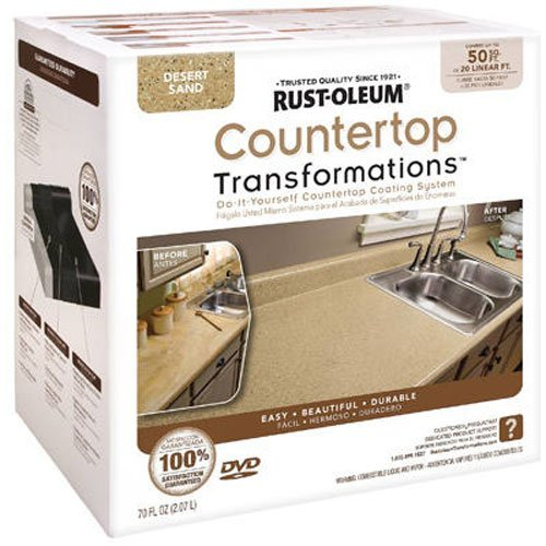 rust oleum countertop coating - 1