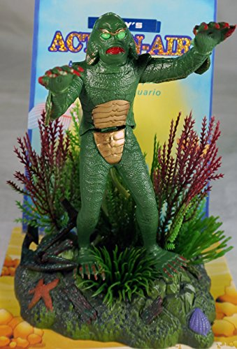 "Generic 7"" The Creature From Black Lagoon Aquarium Fish Tank Sea Monster 0-31 - Buy Online in ..."