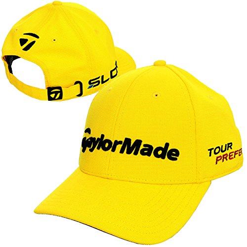 TaylorMade Tour Radar Cap, Yellow