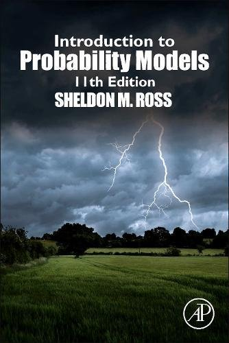 Thing need consider when find probability models sheldon ross?