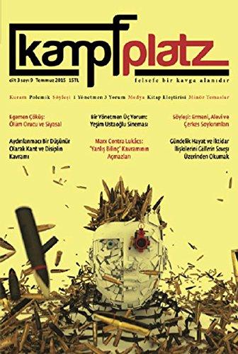 Kampfplatz Cilt:3 Sayi: 9 PDF