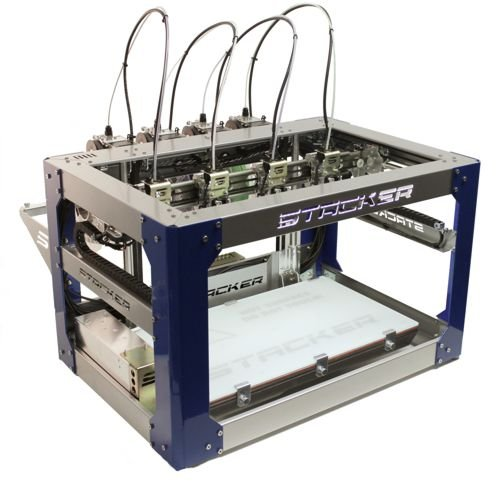 Stacker 90-002 500 Desktop 3D Printer (4 Head)