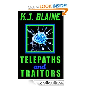 Telepaths and Traitors (Book 1 of the Phoenix Chronicles)
