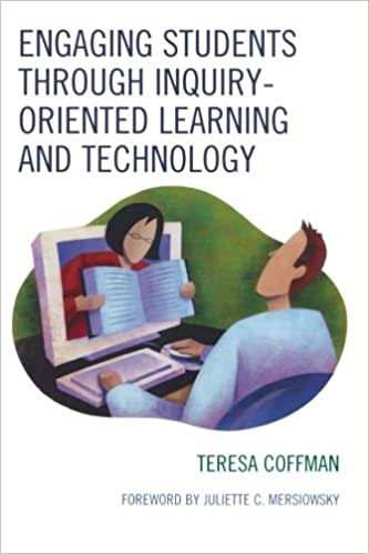 Book Cover: Engaging Students through Inquiry-Oriented Learning and Technology
