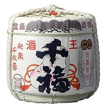 Amazon.co.jp: 樽酒 5升樽(9L)※鏡開き不可: 食品・飲料・お酒