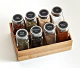 Hayley Cherie - 328 Printed Spice Jar and Pantry