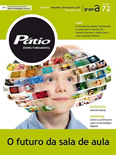 Revista Pátio Ensino Fundamental 72 - O futuro da sala de aula (PEF)
