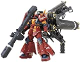 MG Mobile Suit Gundam Thunderbolt High Mobility Type Zaku Psycho Zaku Ver.Ka (GUNDAM THUNDERBOLT version) 1/100 scale color-coded pre-plastic model