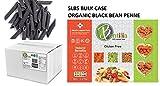 Bentilia Organic Gluten-free Black Bean Pasta, Penne Organic, 5 lb Bulk Case - 100% Natural, Low Glycemic Index, High Protein & Fiber, Non-GMO, Kosher Pasta